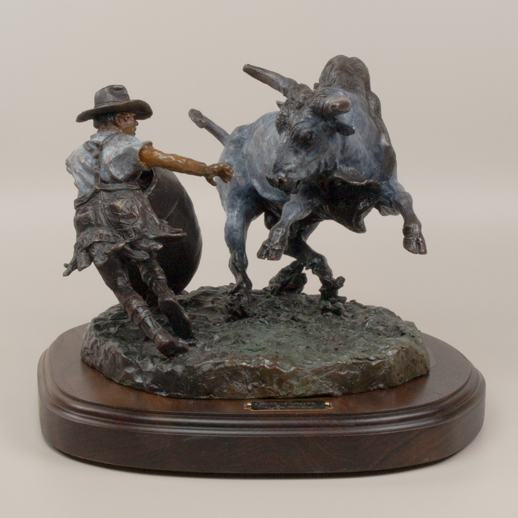Bull Fighter by Jay Contway