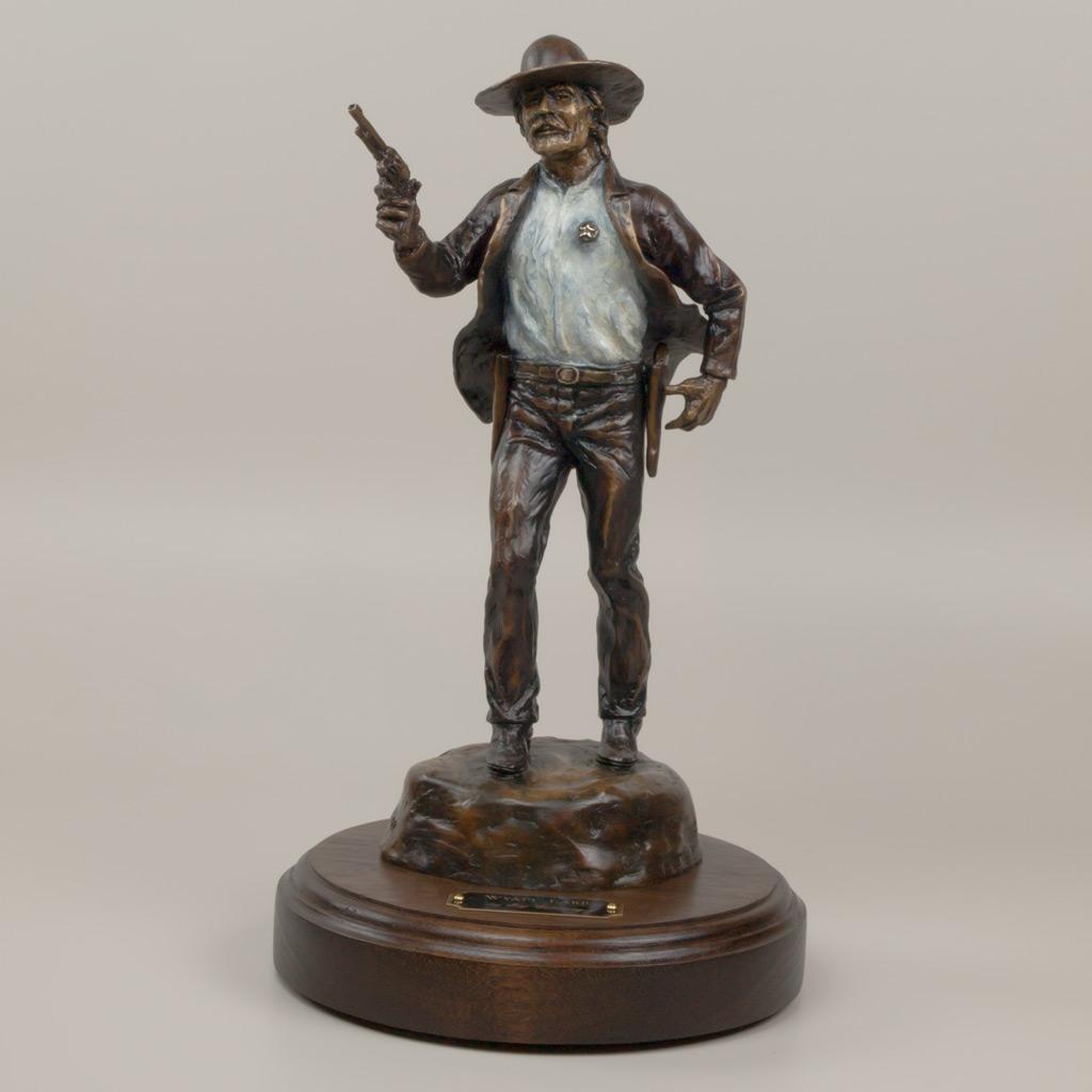 Wyatt Earp by Jay Contway