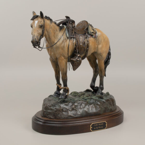Cow Horse by Jay Contway