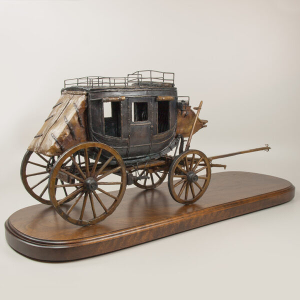 Stage Coach by Jay Contway