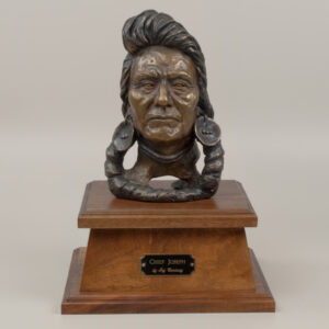 Chief Joseph Bust