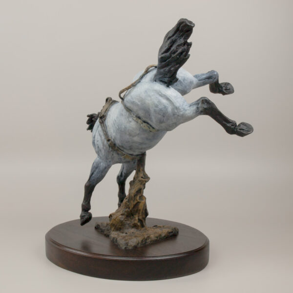 Bare Back Horse by Jay Contway