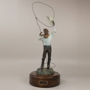 Guy Weadick Trick Roper by Jay Contway
