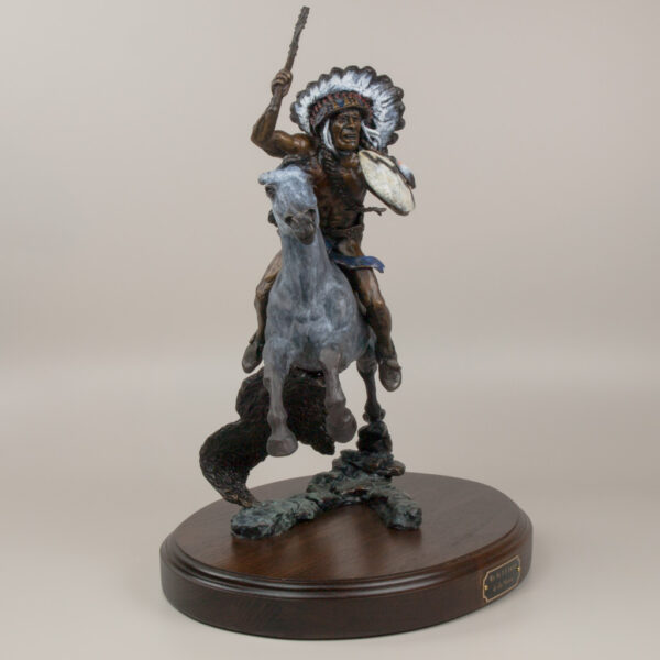 Spirit of the Sioux by Jay Contway