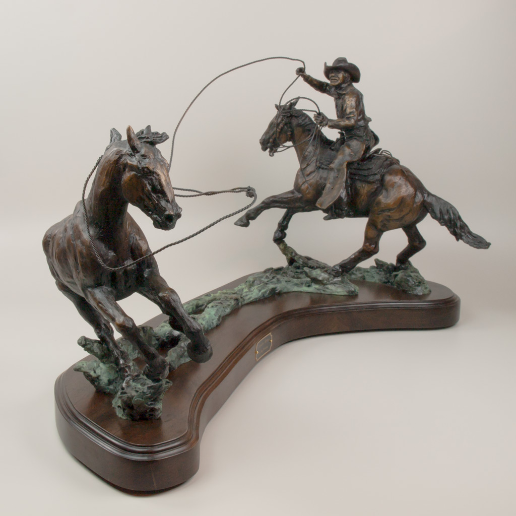Changing Horses by Jay Contway