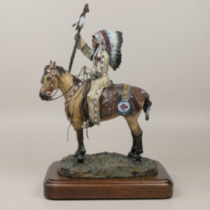 Chief Johnny Lefthand by Jay Contway