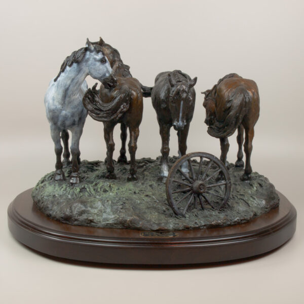 Old War Horses by Jay Contway