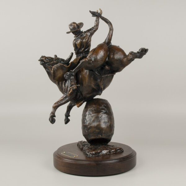 Bull Rider by Jay Contway