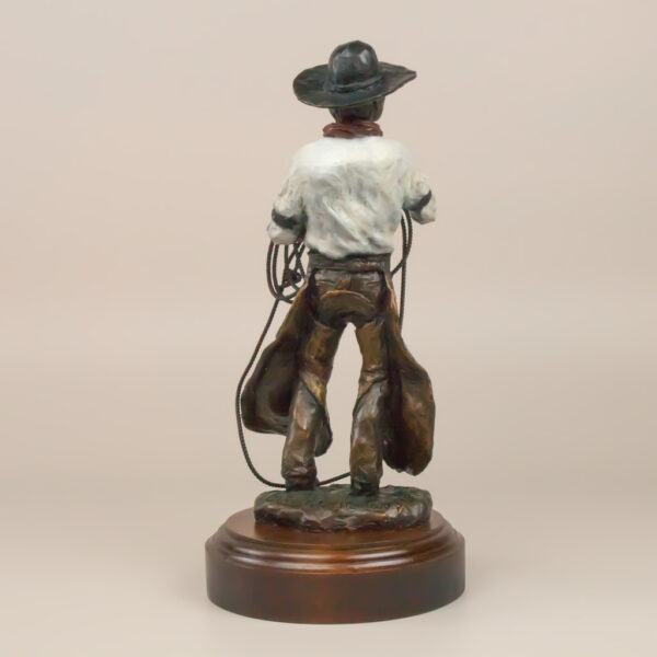 Old Duke by western artist Jay Contway