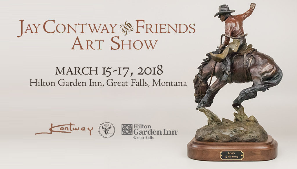 The 2018 Jay Contway & Friends Art Show