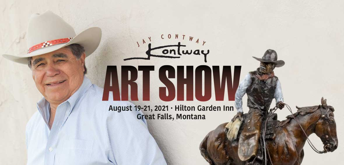 The 2021 Jay Contway Art Show